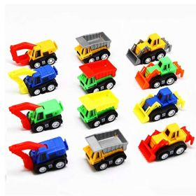 12 Pack Pull Back Vehicles