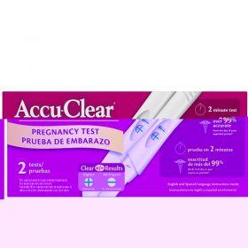 Accu-Clear - Pregnancy Test
