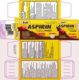 Aspirin 32mg