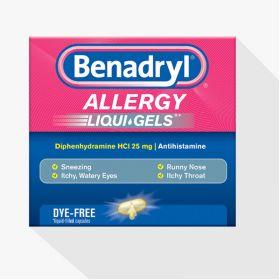 Allergy Dye-Free LIQUI-GELS