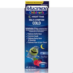 Children's Mucinex - Nighttime