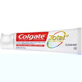 Colgate TotalSF - Clean Mint Toothpaste