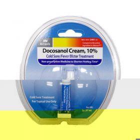 Docosanol Cold Sore Cream 10%