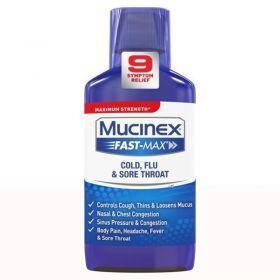 Fast Max - Cold, Flu & Sore Throat