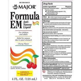 Formula EM