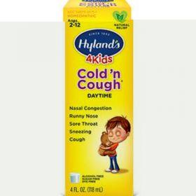 H4Kids - Cold 'n Cough - Daytime