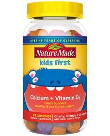 KIDS FIRST Calcium + Vitamin D3