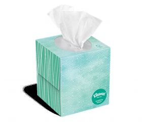 Kleenex Soothing Lotion Facial Tissues with Aloe