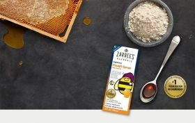 Nighttime Cough Syrup - Dark Honey
