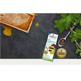 Nighttime Cough Syrup + Mucus (dark honey & ivy leaf)