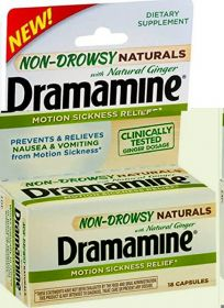 Non-Drowsy Dramamine