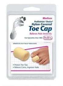 Podiatrists' Choice Nylon-Covered Toe Cap