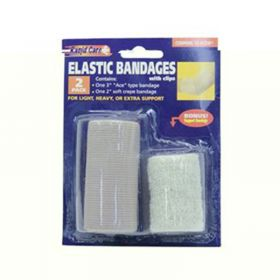 Rapid Care - Elastic Bandages - 2 Pack