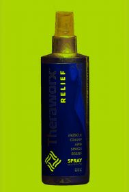 Relief Muscle Cramp & Spasm - Spray
