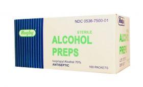 Alcohol Preps