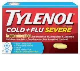 Tylenol Cold+Flu Severe