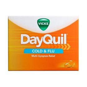 Vicks - DayQuil - Cold & Flu
