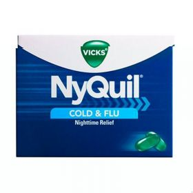 Vicks - NyQuil - Cold & Flu